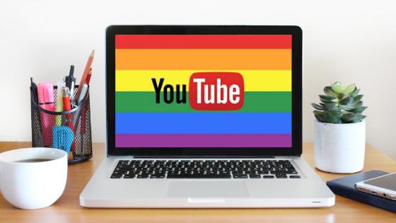 Canais brasileiros LGBTI+ do Youtube